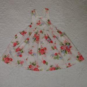 Gap Girls Floral Dress 3T